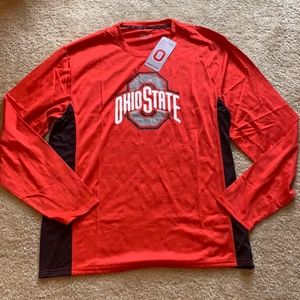 Other - NEW W TAGS!! Mens Long Sleeve Ohio State Shirt